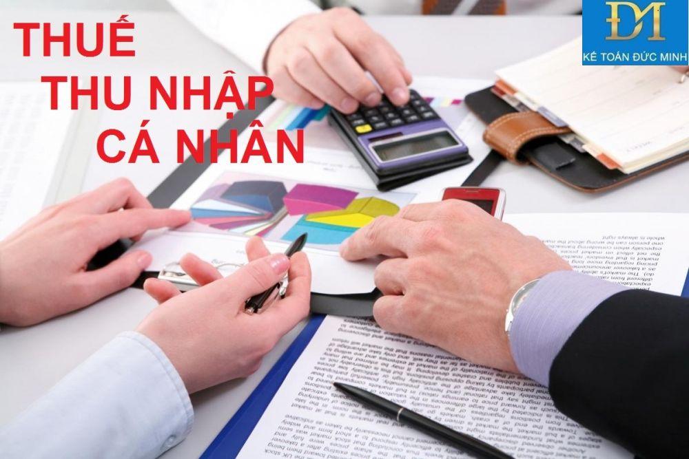 khái niệm thuế TNCN