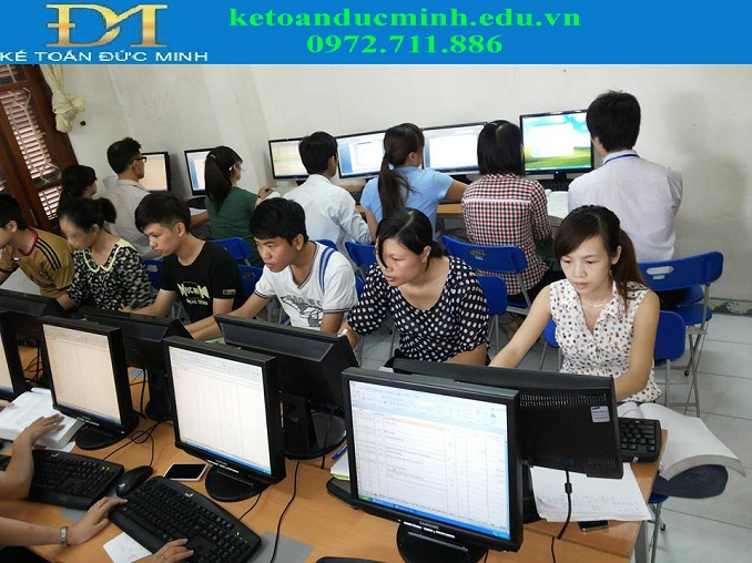 đào tạo kế toán tổng hợp tại hà nội
