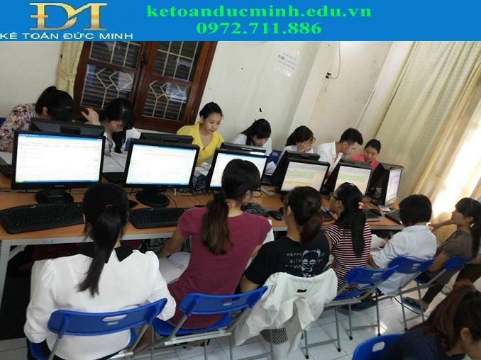 Trung tâm đào tạo kế toán tổng hợp