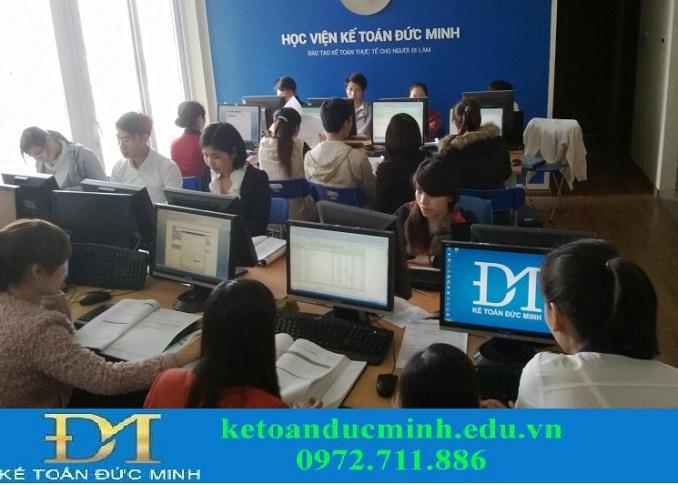 Trung tâm đào tạo kế toán UY TÍN tại Hà Nội - Kế toán Đức Minh - 2