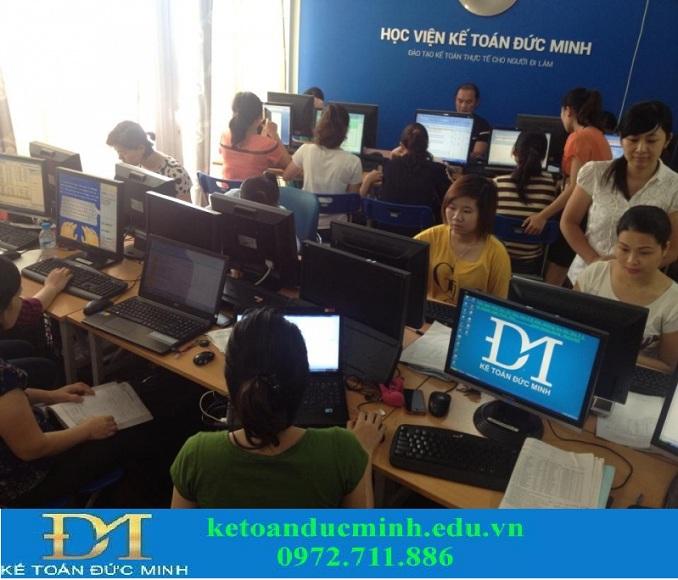 Trung tâm đào tạo kế toán UY TÍN tại Hà Nội - Kế toán Đức Minh - 3