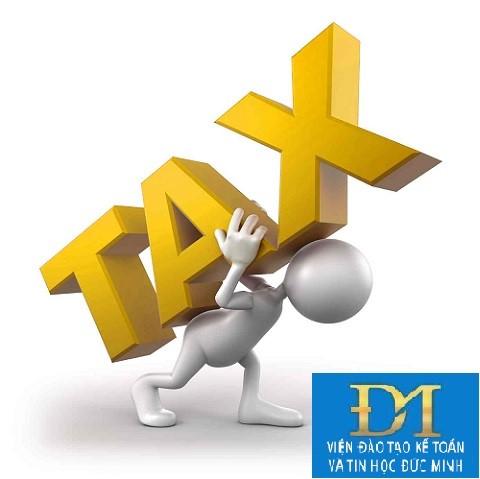 vướng mắc khai thuế phần 2 - 1