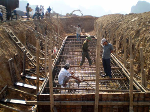 Kế toán xây lắp xây dựng