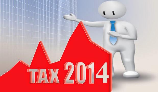 Luật thuế cho doanh nghiệp năm 2014