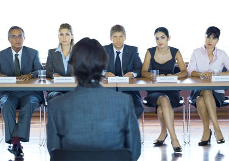 Khắc phục sự cố trong các buổi phỏng vấn