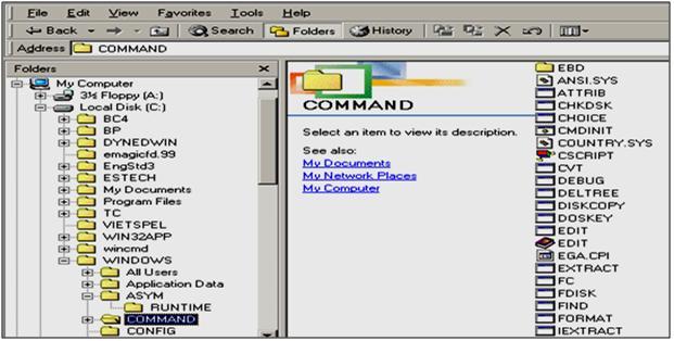 Thư mục trong máy tính là gì?