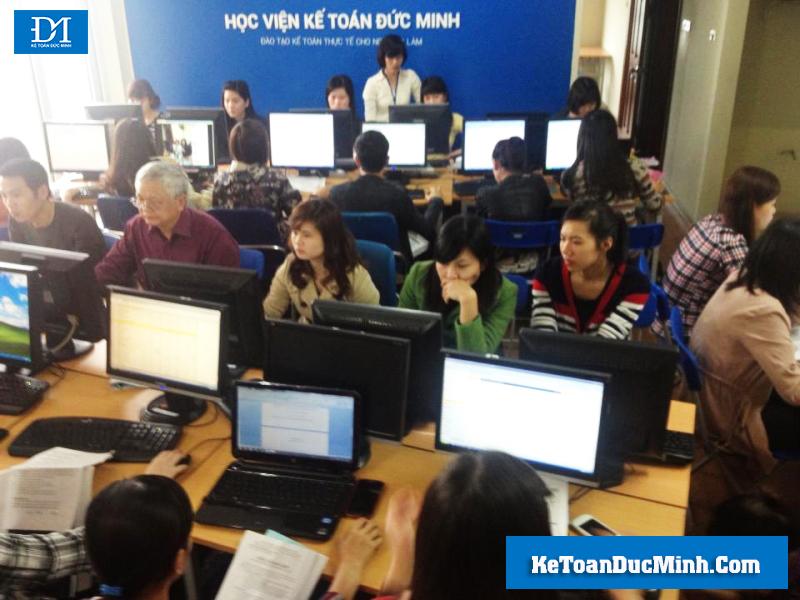 Trung tâm tin học văn phòng tại Hà Nội