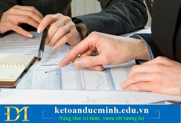 Đọc báo cáo tài chính với nhà đầu tư chứng khoán- Kế toán Đức Minh.