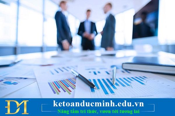 Một số việc phải thực hiện sau đăng ký doanh nghiệp- Kế toán Đức Minh.