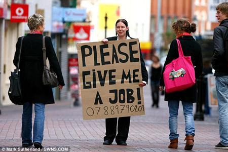 Lý do bạn vẫn thất nghiệp.