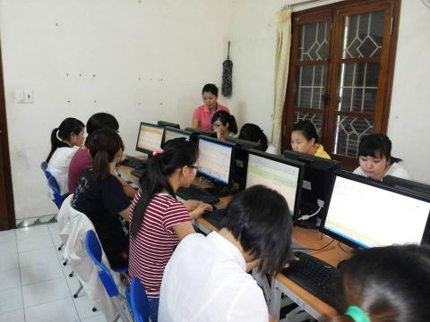 Khóa học thực hành KẾ TOÁN TỔNG HỢP A đến Z tại Hà Nội