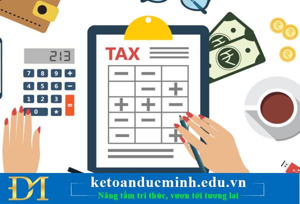 Toàn bộ phụ cấp không tính thuế thu nhập cá nhân năm 2020 – Kế toán Đức Minh.
