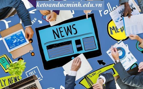Phân biệt báo điện tử, trang thông tin điện tử và mạng xã hội - Kế toán Đức Minh