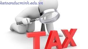 Thanh tra thuế công ty tổ chức sự kiện - KTĐM