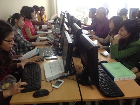 Khóa học Word Excel từ cơ bản đến nâng cao - học Tin học văn phòng cơ bản