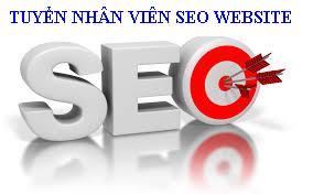 Tuyển nhân viên SEO website kiêm văn phòng