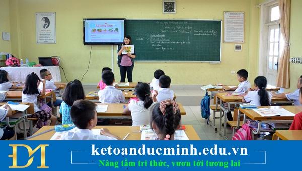 Công ty về mảng giáo dục đào tạo được những ưu đãi thuế gì? Tiêu chuẩn của công ty thuộc lĩnh vực giáo dục đào tạo.