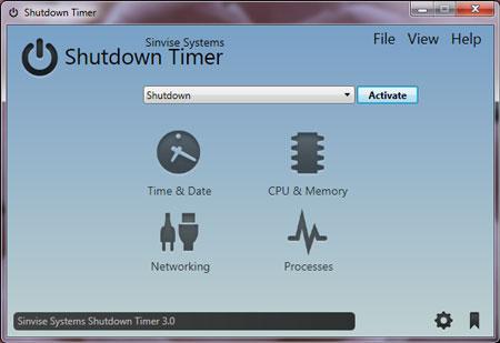 Hẹn giờ tự động tắt máy tính Win 7, 8, XP đơn giản nhanh chóng như thế nào?