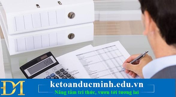 Khi viết hóa đơn có nhiều danh mục hàng hóa thì phải viết thế nào cho đúng?