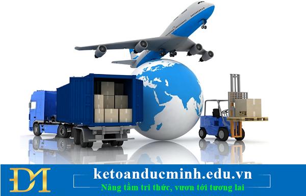 Dịch vụ vận tải quốc tế và dịch vụ của ngành hàng không, hàng hải được hưởng thuế suất thuế GTGT 0% khi nào?- Kế toán Đức Minh