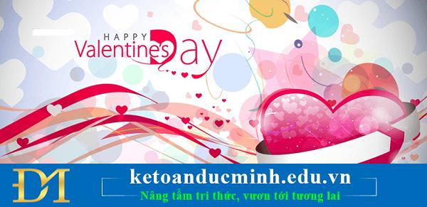 <3 Valentine của chàng trai kế toán