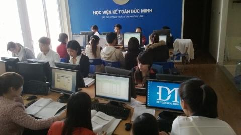 Lý do bạn nên chọn học Viện đào tạo kế toán và tin học Đức Minh