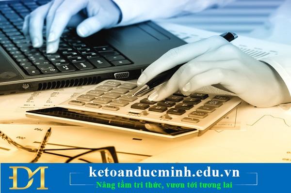 Các hàm excel chuyên dùng trong kế toán kho mà bạn cần biết-Kế toán Đức Minh