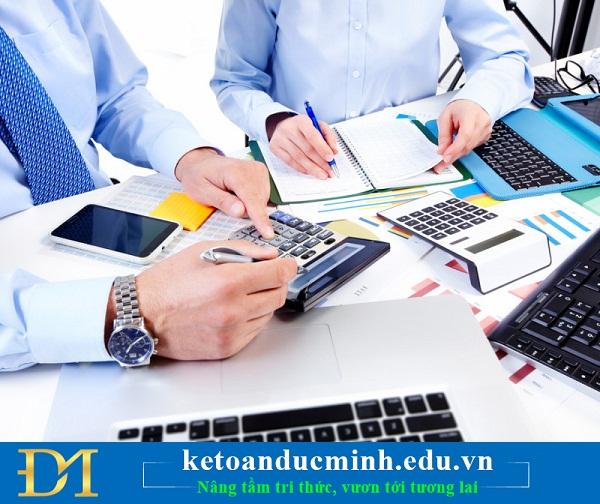Hướng dẫn về hoá đơn, chứng từ kê khai thuế đối với DN mới thành lập- Kế toán Đức Minh.