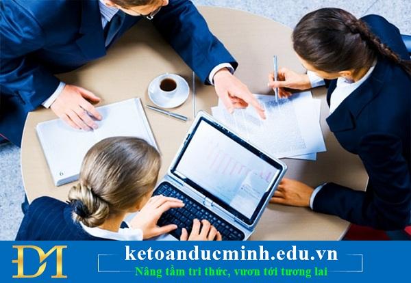 Hạch toán tài khoản chi phí quản lý doanh nghiệp theo thông tư 200- Kế toán Đức Minh.