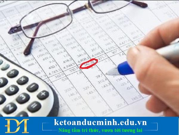 Kế toán hạch toán sai tài khoản và chế độ kế toán DN thì sẽ ra sao???- Kế toán Đức Minh.