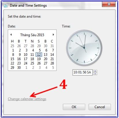 Cách định dạng lại ngày tháng cho máy tính và trên Excel