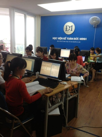 Kế toán Đức Minh Nơi học kế toán uy tín nhất Hà Nội