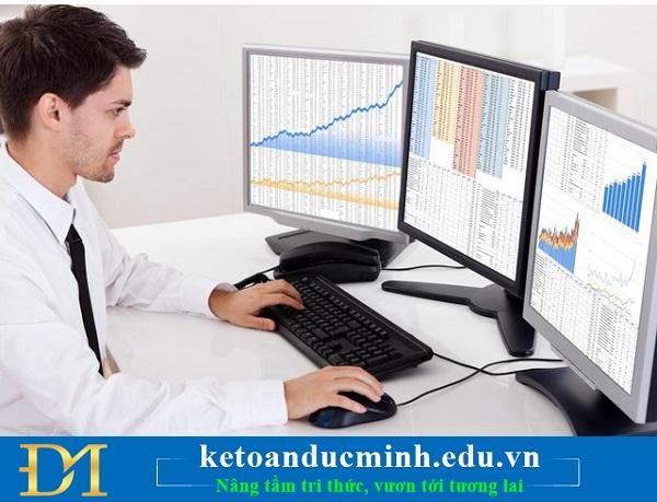 Cách kê khai thuế cho chi nhánh hạch toán phụ thuộc và độc lập- Kế toán Đức Minh.
