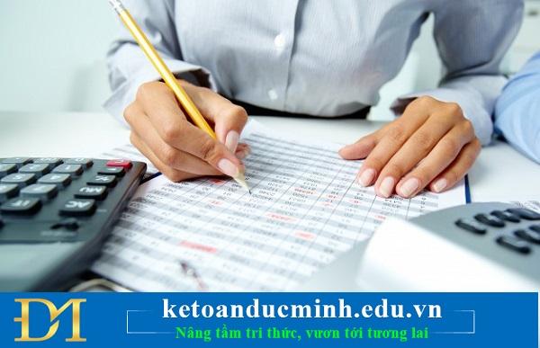 Học kế toán thế nào để không lo thất nghiệp? Kế toán Đức Minh.