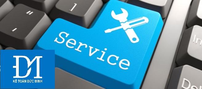 Khái niệm kế toán dịch vụ và những nghiệp vụ hay gặp thường xuyên.