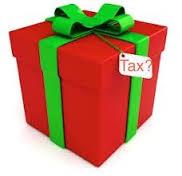 Cách kê khai thuế hàng tiêu dùng, biếu tặng