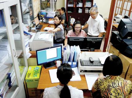 Nhận làm dịch vụ kế toán các doanh nghiệp tại Hà Nội