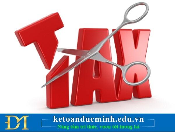 Những trường hợp phải thanh toán không dùng tiền mặt để được khấu trừ thuế GTGT đầu vào.