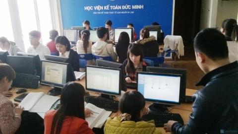 Khóa học kế toán thực tế tại Hà Nội cho người mới bắt đầu