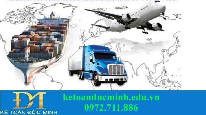Kế toán hoạt động kinh doanh xuất nhập khẩu và những điều cần biết.