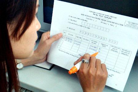Mã số thuế cá nhân bị trùng và ảnh hưởng tới chi phí hợp lý