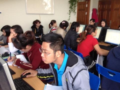 Khóa học tin học văn phòng và đào tạo tin học căn bản