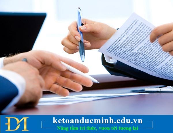 Tổng hợp nghiệp vụ liên quan đến mua bán hàng hoá phần 1- Kế toán Đức Minh
