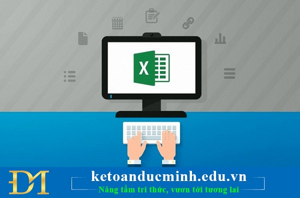 Một số phím tắt trong Excel bạn cần biết - Tin học Đức Minh