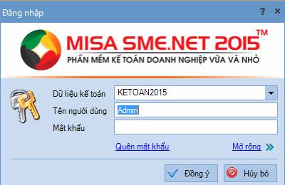 Lỗi không thể xuất kho trong phần mềm kế toán MISA 2015 và cách khắc phục