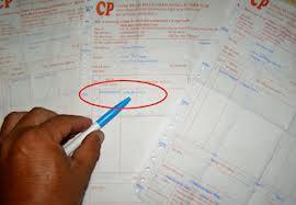 Xử lý các trường hợp viết sai hóa đơn