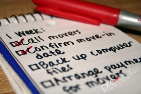 5 bí quyết tổ chức công việc hiệu quả