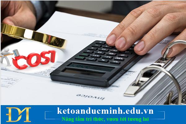 Tìm hiểu về kế toán chi phí trong Doanh nghiệp– Kế toán Đức Minh.