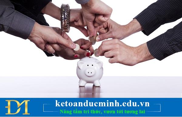 Tài sản góp vốn để thành lập doanh nghiệp có phải kê khai thuế GTGT không? - Kế toán Đức Minh