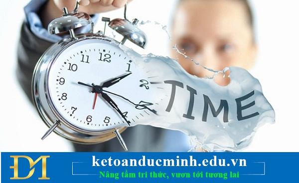 Thời hạn nộp tờ khai lệ phí môn bài năm 2018 - Kế toán Đức Minh.